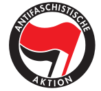 Logo: Antifaschistische Aktion.